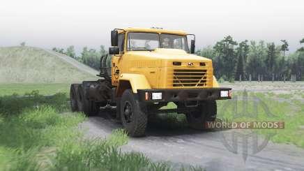 Kraz 64431 pour Spin Tires