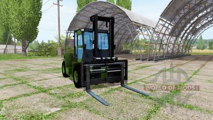 Clark C80D v2.1 für Farming Simulator 2017