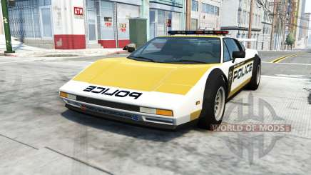 Civetta Bolide seacrest county police pour BeamNG Drive