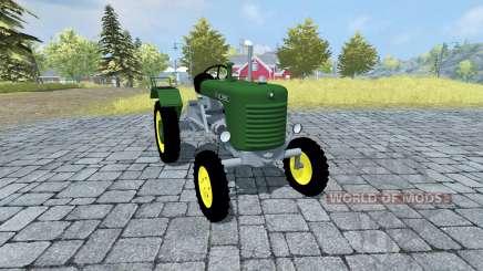 Steyr Typ 80 v2.0 für Farming Simulator 2013
