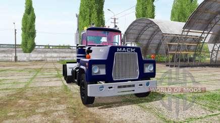 Mack R600 1977 für Farming Simulator 2017