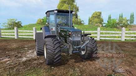 Hurlimann H488 Turbo RowTrac front loader pour Farming Simulator 2015