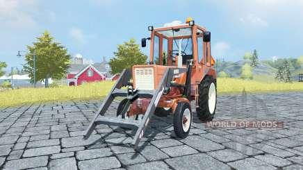 T 25A Frontlader für Farming Simulator 2013