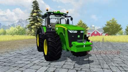 John Deere 8310R v2.1 pour Farming Simulator 2013