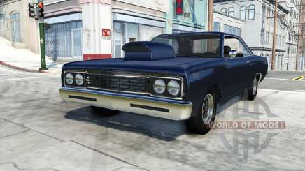 Plymouth Road Runner v1.5 für BeamNG Drive