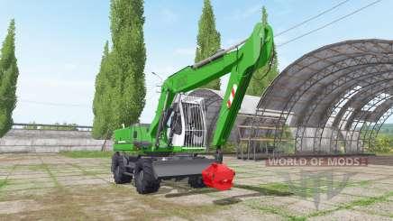 Liebherr A 900 Compact Litronic für Farming Simulator 2017