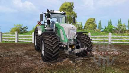 Fendt 933 Vario pour Farming Simulator 2015