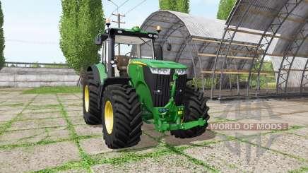 John Deere 7230R v1.1 für Farming Simulator 2017