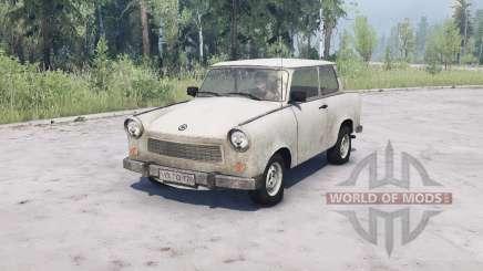 Trabant 601 für MudRunner