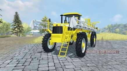 Challenger RoGator 1386 für Farming Simulator 2013