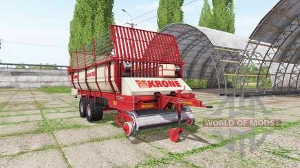 Krone Turbo 3500 v1.2 für Farming Simulator 2017