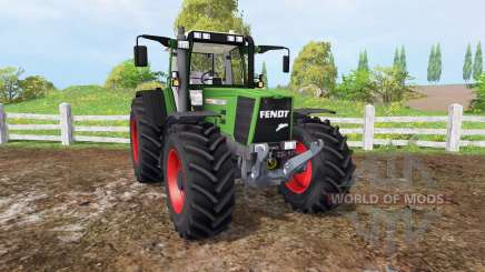 Fendt Favorit 926 Vario für Farming Simulator 2015