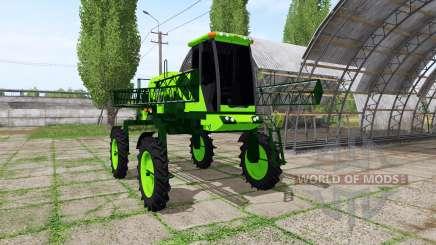 KF Akila 2500 pour Farming Simulator 2017