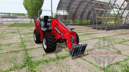 Weidemann 4270 CX 100 v0.1 pour Farming Simulator 2017