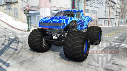 CRD Monster Truck v1.13 pour BeamNG Drive
