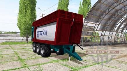 Grazioli Domex 200-6 v2.0 für Farming Simulator 2017