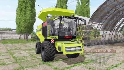 CLAAS Lexion 780 limited edition pour Farming Simulator 2017