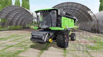 Deutz-Fahr 6095 HTS v1.0.0.1 für Farming Simulator 2017