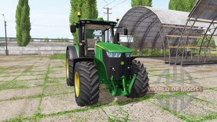 John Deere 7310R für Farming Simulator 2017