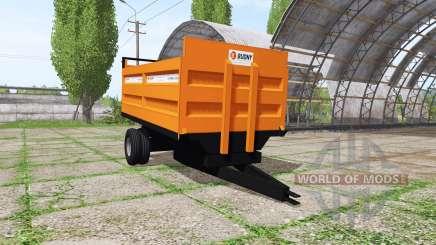 Budny CHMB-5000 für Farming Simulator 2017