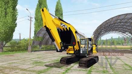 JCB EC300E für Farming Simulator 2017