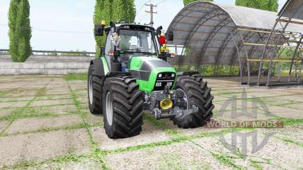 Deutz-Fahr Agrotron 620 TTV für Farming Simulator 2017