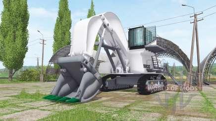 Liebherr R 9200 für Farming Simulator 2017