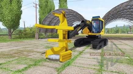 Tigercat L822C pour Farming Simulator 2017