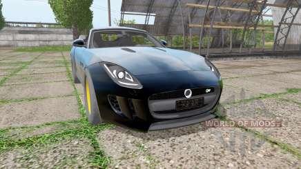 Jaguar F-Type R pour Farming Simulator 2017