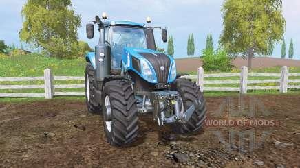 New Holland T8.275 für Farming Simulator 2015