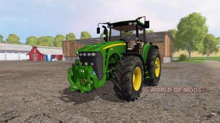 John Deere 8530 pour Farming Simulator 2015
