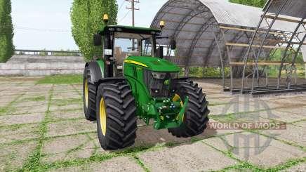 John Deere 6230R v2.1 für Farming Simulator 2017