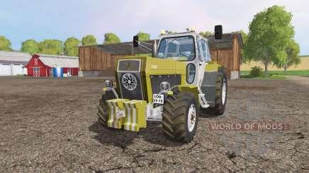 Fortschritt Zt 303-E für Farming Simulator 2015