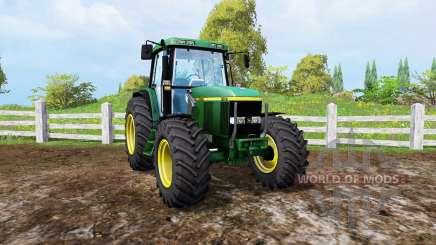 John Deere 6810 front loader für Farming Simulator 2015