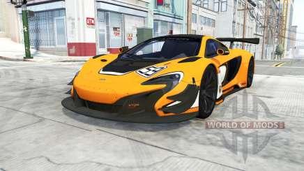 McLaren 650S GT3 2014 pour BeamNG Drive