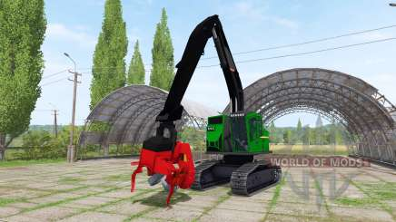 Machine Processor Dangle pour Farming Simulator 2017
