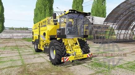ROPA Panther 2 v1.0.0.2 für Farming Simulator 2017