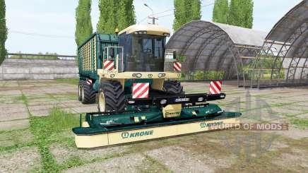 Krone BiG L 500 Prototype v1.0.0.1 pour Farming Simulator 2017