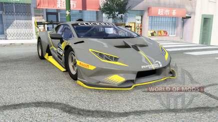 Lamborghini Huracan Super Trofeo EVO v1.1 für BeamNG Drive