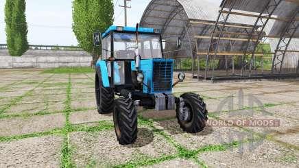 MTZ 82 Biélorussie maison pour Farming Simulator 2017