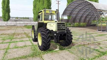 Mercedes-Benz Trac 1300 Turbo pour Farming Simulator 2017