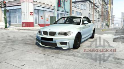 BMW 1M (E82) pour BeamNG Drive