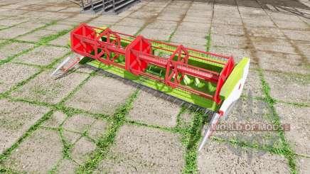 CLAAS C540 v1.2 für Farming Simulator 2017