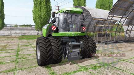 Krone BiG X 630 v1.1 für Farming Simulator 2017