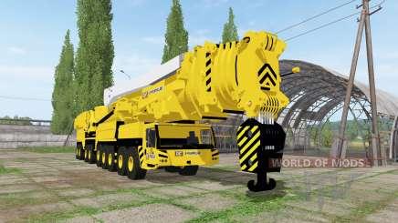 Caterpillar crane für Farming Simulator 2017