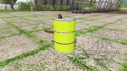 Barrel weight multicolor für Farming Simulator 2017