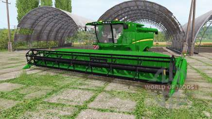 John Deere S670 RowTrac für Farming Simulator 2017