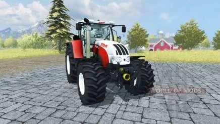 Steyr CVT 6195 v2.0 für Farming Simulator 2013