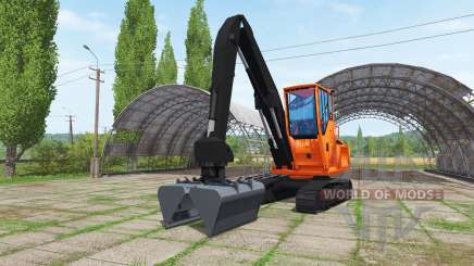 Wood Shovel Loader für Farming Simulator 2017