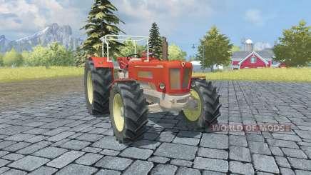 Schluter Super 1250 V v2.0 pour Farming Simulator 2013